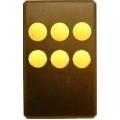 Mando JAY UBET61SL1 6 Canales 433.920 Mhz