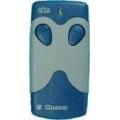 Mando QUASAR Slim Blue 2 Canales 433.920 Mhz