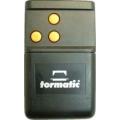 Mando TORMATIC HS 3 Canales 433.920 MHz