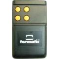 Mando TORMATIC HS43 4 Canales 433.920 Mhz