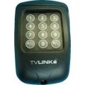 Receptor de Radio Miniatura 868 MHz de 1 Canal 85 Códigos
